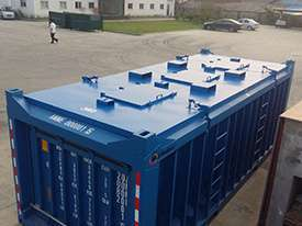 Load and Dump, Coal Containers, Coal Container, Coaltainer