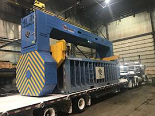 Rotainer Rentals, Container Revolver, Containerised Bulk Handling, Ram Revolver, ISG Pit to Ship, Rotainer, Containerised Bulk Solutions, Ram Spreaders