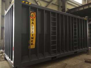 Coal Containers, Coal Container, Coaltainer