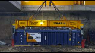 Containers for Underground Use, Underground, Container Handling Solutions, Underground Container, Rotabox, Rotainer